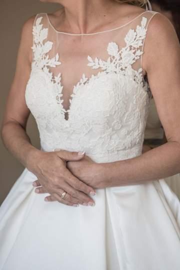Photo de mariée à Cadillac