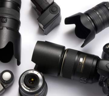 Studio Edmond : vente de matériel photo à Langon