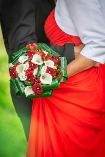Photo de mariée à Marmande