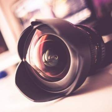 Objectif d'appareil photo