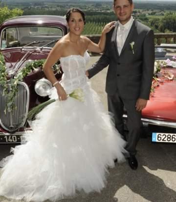 Mariage à Marmande